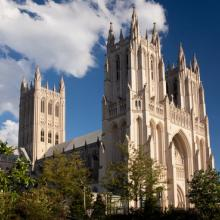 Washington National Cathedral, Steve Heap / Shutterstock.com