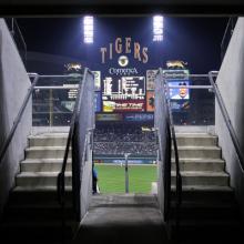 Comerica Field in Detroit, Steve Pepple / Shutterstock.com