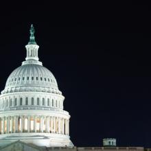 U.S. Capitol Building, Greg Kushmerek / Shutterstock.com