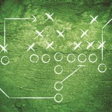 Football diagram, Prixel Creative / Shutterstock.com