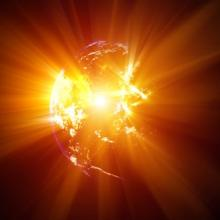 Burning Earth, Igor Zh. / Shutterstock.com