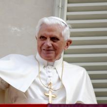 Pope Benedict XVI photo, MIMMO FERRARO / Shutterstock.com