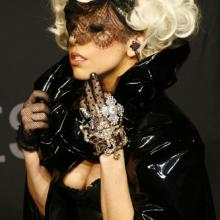 Lady Gaga in Germany, September 2009