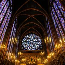 Paris chapel, Justin Black / Shutterstock.com