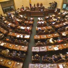 The Senate, jordi espel / Shutterstock.com