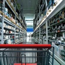 Supermarket, Ibooo7 / Shutterstock.com