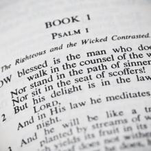 Psalms, Vibe Images, Shutterstock.com