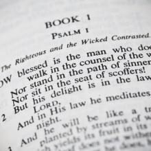 Psalms, Vibe Images / Shutterstock.com
