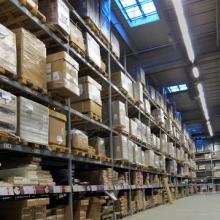 Warehouse image J.A.Astor/ Shutterstock.