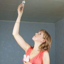 Changing lightbulb image via Shutterstock