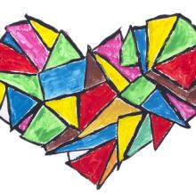 Heart image via Shutterstock