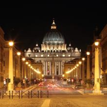 St. Peter's Basilica, Vatican | Honza Hruby, Shutterstock.com