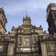 Metropolitan Cathedral in Mexico City, Bill Perry, Shutterstock.com