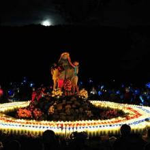 Alabama Virgin Mary shrine photo courtesy of Caritas of Alabama via RNS.