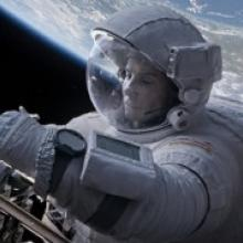 Sandra Bullock as Ryan Stone in  'Gravity.' Photo courtesy Warner Bros. Pictures