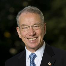 Senator Chuck Grassley of Iowa. Credit: RNS photo courtesy Sen. Chuck Grassley's