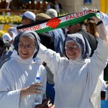 Photo via Debbie Hill / Catholic News Service / RNS