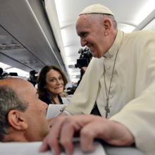 Photo via REUTERS/Luca Zennaro/Pool/RNS