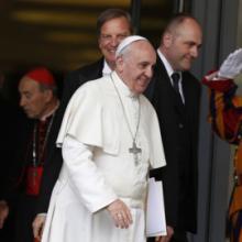 Photo by Paul Haring, courtesy of Catholic News Service