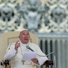 Photo via Alessandro Di Meo / Catholic News Service / RNS