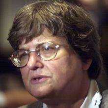 Sr. Helen Prejean. Photo via REUTERS / Judy Fidkowski / RNS