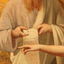 Détail de Pilate et des accusateurs/ Pethrus / CC BY-SA 3.0