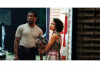Jonathan Majors and Jurnee Smollett in Lovecraft Country